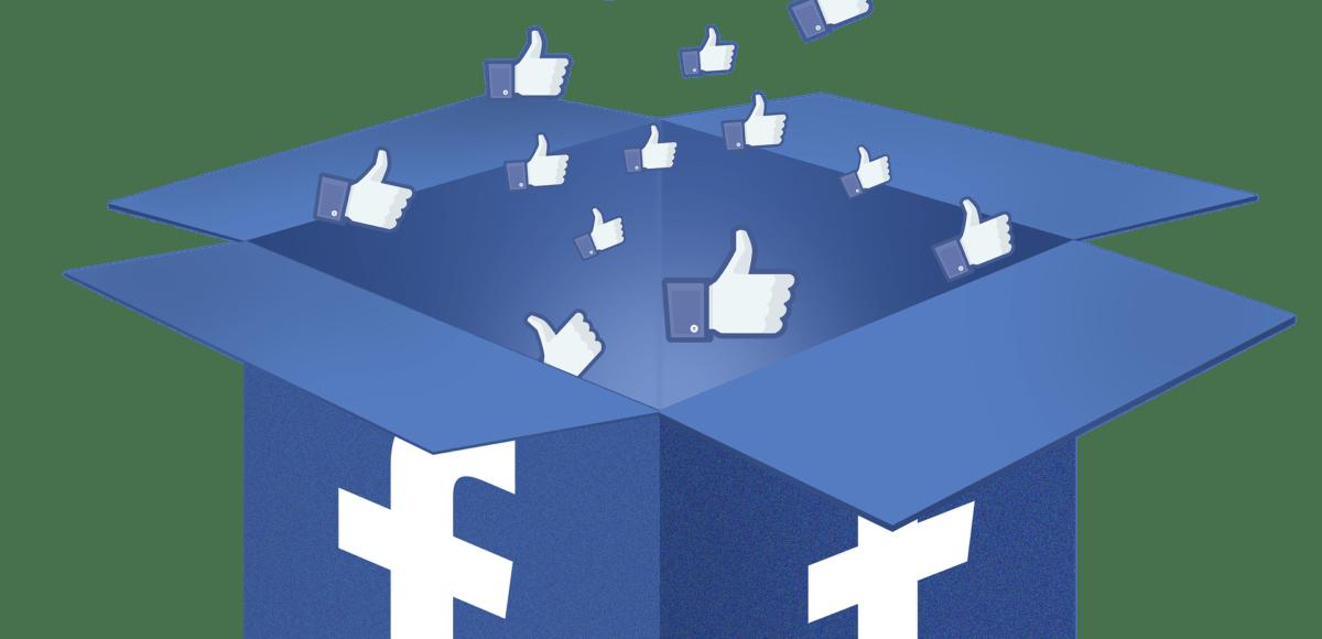 Lajki na Facebooku - akcja promocyjna