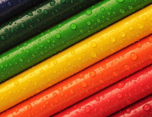 Kolory w marketingu - wpływ koloru na człowieka