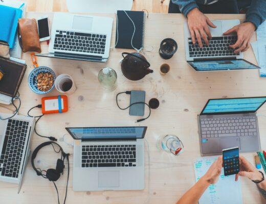 Platforma biznesowa - wykorzystanie technologii w przepływie informacji w przedsiębiorstwie
