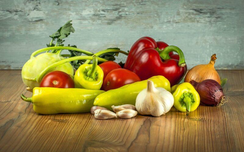 Pasty warzywne - zdrowe